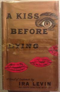 A kiss before dying (An Inner sanctum mystery)