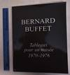 View Image 1 of 3 for Bernard Buffet: Tableaux Pour un Musee, 1970-1976 Inventory #173899