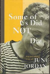 image of Some of Us Did Not Die. New and Selected Essays