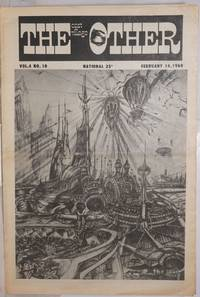 image of The East Village Other: vol. 4, #10, Feb. 7, 1969 [states Feb. 14 on cover]
