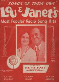 Lou & Janet's Most Popular Radio Song Hits: Songs of Their Own