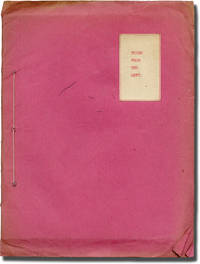image of Third From the Left (Original treatment script for an unproduced film)