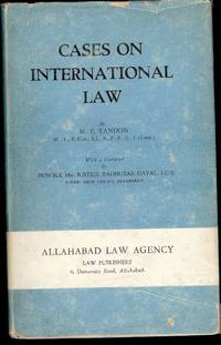 CASES ON INTERNATIONAL LAW