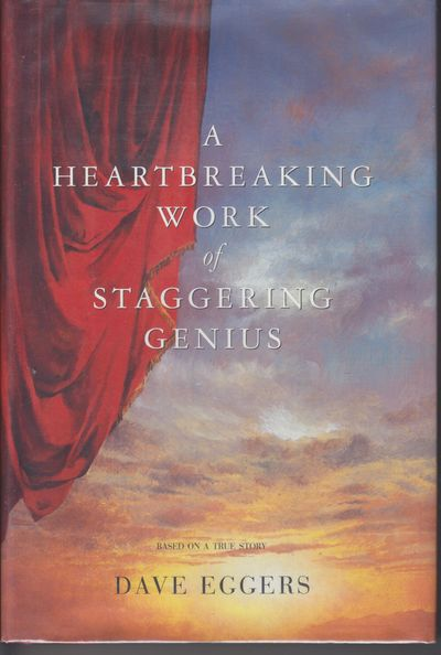 New York: Simon & Schuster. 2000. First Edition; First Printing. Hardcover. Very good+ with slight s...