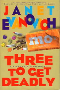 THREE TO GET DEADLY by  Janet Evanovich - Hardcover - (1997.) - from Bookfever.com, IOBA (SKU: 57527)