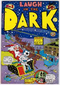 image of LAUGH IN THE DARK, FIRST PRINTING 1971