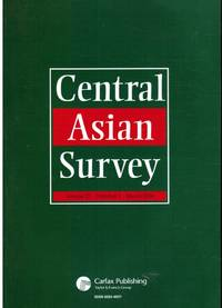 image of Central Asian Survey: Volume 23, Number 1, March 2004