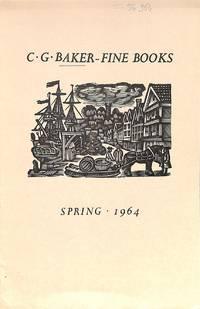 Catalogue no number/1964 : Fine Books