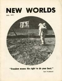 New Worlds Review. Vol. I, no. 1 (January 1971) through Vol. 2, no. 4