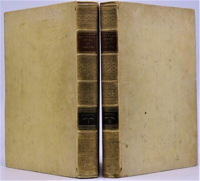 Padova (Padua): Presso Giuseppe Comino, 1755. RARE edition. lxxx, 343, (3), pag. 344-669 pp. Text in...