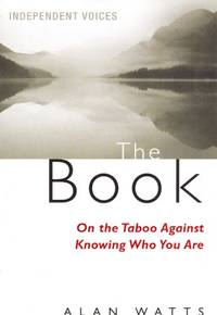 image of The Book: On the Taboo Against Knowing Who You Are