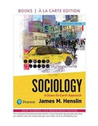 image of Sociology: A Down-To-Earth Approach -- Loose-Leaf Edition (14th Edition)