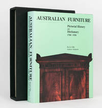 Australian Furniture. Pictorial History and Dictionary, 1788-1938