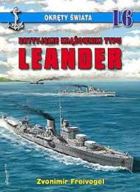 Leander Class Cruisers