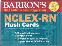 image of Barron's NCLEX-RN Flash Cards