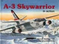 A-3 SKYWARRIOR IN ACTION - AIRCRAFT NO. 148