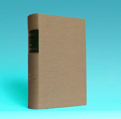Mansfield Centre, CT: Martino Publishing. Fine. 1996. Reprint Edition. Cloth. 1578980518 . A handsom...