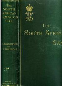 THE SOUTH AFRICAN CAMPAIGN, 1879 [MEMORIAL EDITION]