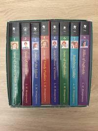 ANNE OF GREEN GABLES ('THE COMPLETE' SPECIAL COLLECTOR'S EDITION, NOVELS 1-8) by  L.M Montgomery - from Books of Smaug (SKU: 11668)