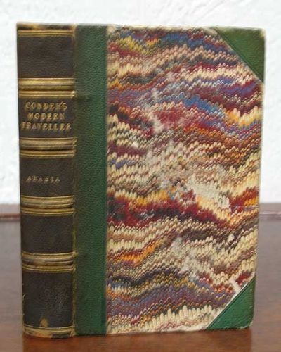 London: Printed for James Duncan, 1825. 1st edition. Green half-leather bindings with marbled boards...