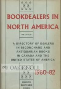 London: Sheppard Press, 1980. cloth, dust jacket. Bookselling. 8vo. cloth, dust jacket. xxviii, 395 ...