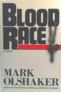 BLOOD RACE SIGNED