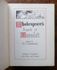 image of SHAKESPEARE'S TRAGEDY OF HAMLET.