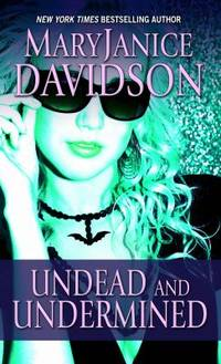 image of Undead and Undermined (Thorndike Press Large Print Core)
