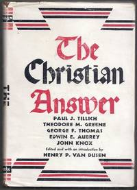 The Christian Answer