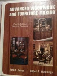 Advanced Woodwork & Furniture Making