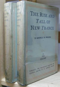 image of The Rise and Fall of New France