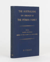 The Australians of a Branch of the Pitman Family