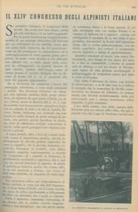 Il XLIV� Congresso degli Alpinisti Italiani.