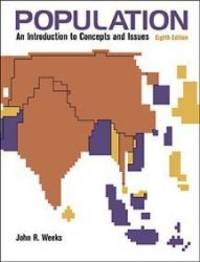 image of Population: An Introduction to Concepts and Issues (with InfoTrac)