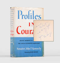 Profiles in Courage. by  John F KENNEDY - First Edition - 1956 - from Peter Harrington (SKU: 117813)