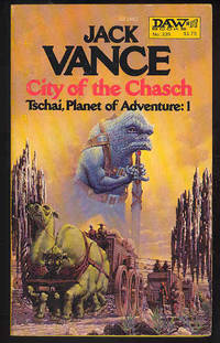 Planet of Adventure #1 - CITY OF THE CHASCH