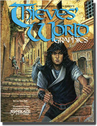 image of Thieves' World Graphics (Archive of Five Issues of the Graphic Novel Series)