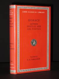 Satires, Epistles and Ars Poetica