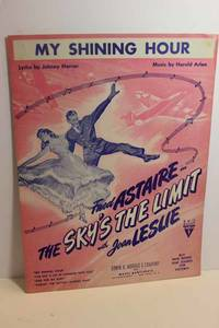 My Shining Hour with Fred Astaire, Joan Leslie from the SKY'S the LIMIT