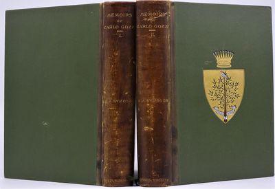 London: John C. Nimmo, 1890. Limited to 780 copies: 520 for England and 260 for America, this is cop...