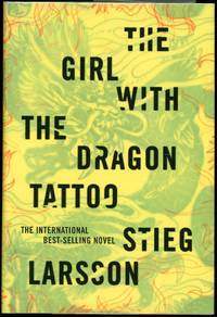 THE MILLENNIUM TRILOGY: THE GIRL WITH THE DRAGON TATTOO  THE GIRL WHO PLAYED WITH FIRE  THE GIRL WHO KICKED THE HORNET'S NEST