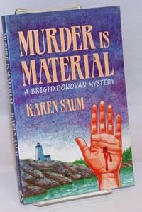 image of Murder Material: a Brigid Donovan mystery