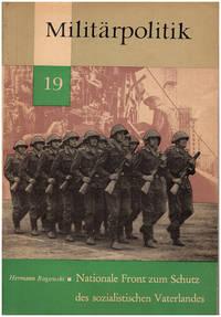 Nationale Front zum Schutz des sozialistischen Vaterlandes (Militarpolitik 19)