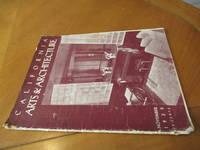 California Arts & Architecture, November 1939