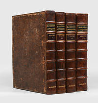 Collection of Etruscan, Greek, and Roman Antiquities by  Sir William HAMILTON - First Edition - 1766-7 [actually 1767-76] - from Peter Harrington (SKU: 124586)