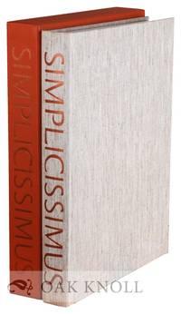 ADVENTURES OF SIMPLICISSIMUS.|THE