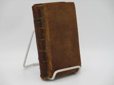 London. : C. Bathurst, etal. , 1775 . Contemporary full leather. . Fair, both boards detached, wear ...
