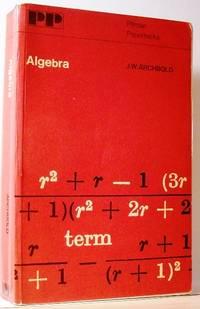 image of  ALGEBRA, 4th ed