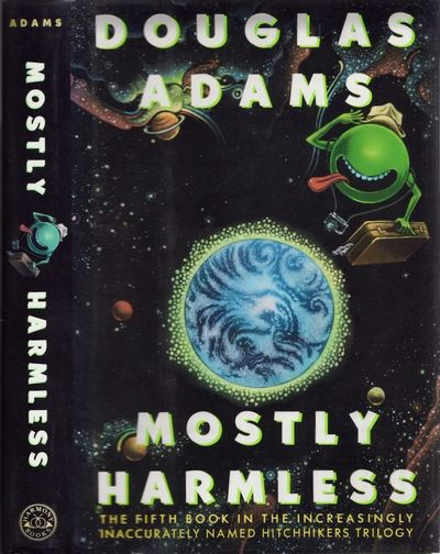 New York: Harmony Books, 1992. First Edition. Hardcover. Very good/very good. Hardcover with glossy,...