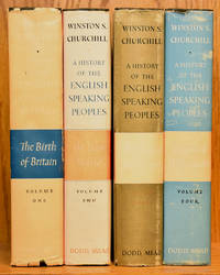 History of the English Speaking Peoples (4 volume set)